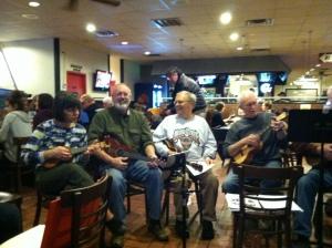 Liz, Dan, Bob & Paul